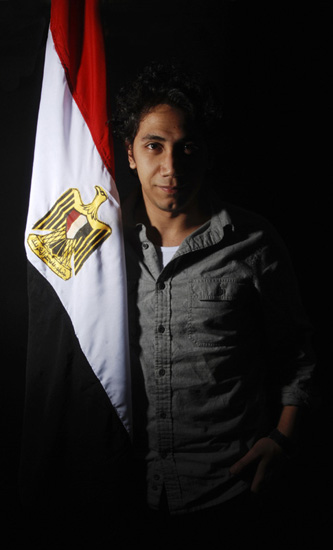 Ahmed Kadous, an Egyptian business student at Indiana University, lost two friends in pro-democracy protests in Cairo. Less than a week later, Egyptian president Hosni Mubarak stepped down after a 30-year rule.